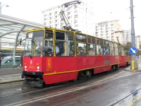 Варшава. Konstal 105Na №1093