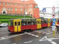 Варшава. Konstal 105N №2011