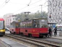 Варшава. Konstal 105N №1388, Konstal 105N №1389