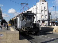 Будапешт. Двухосный моторный вагон №7122