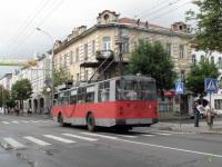 Рыбинск. Троллейбус ЗиУ-682ГОО №2 на 6 маршруте
