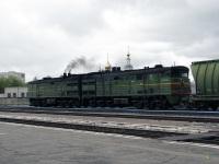 Рыбинск. 2ТЭ10В-4727