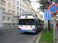 Острава. Solaris Trollino 12 №3704