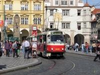 Прага. Tatra T3R.P №8449