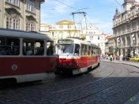 Прага. Tatra T3R.P №8431