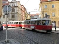 Прага. Tatra T3 №8449, Tatra T3 №8431