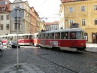 Прага. Tatra T3 №8323