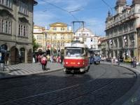 Прага. Tatra T3SUCS №7048