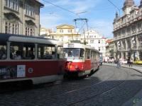 Прага. Tatra T3SUCS №7068