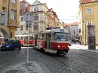 Прага. Tatra T3SUCS №7146