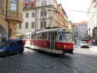 Прага. Tatra T3 №8490