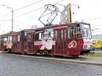 Львов. Tatra KT4 №1163