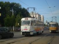 Тверь. Tatra T3SU №223, Tatra T3SU №231