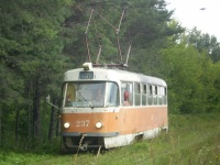 Тверь. Tatra T3SU №237