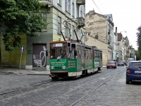 Львов. Tatra KT4 №1155