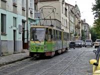 Львов. Tatra KT4 №1009