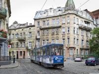 Львов. Tatra KT4 №1126