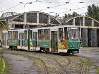 Львов. Tatra KT4 №1145