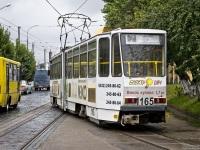 Львов. Tatra KT4 №1165