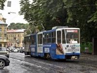 Львов. Tatra KT4 №1022