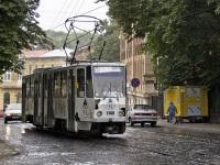 Львов. Tatra KT4SU №1140