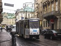 Львов. Tatra KT4 №1135