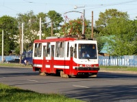 Санкт-Петербург. 71-134К (ЛМ-99К) №0423