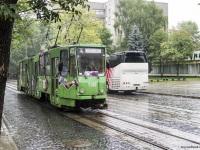 Львов. Tatra KT4 №1100