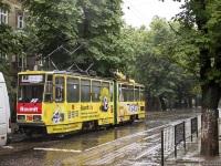 Львов. Tatra KT4 №1166