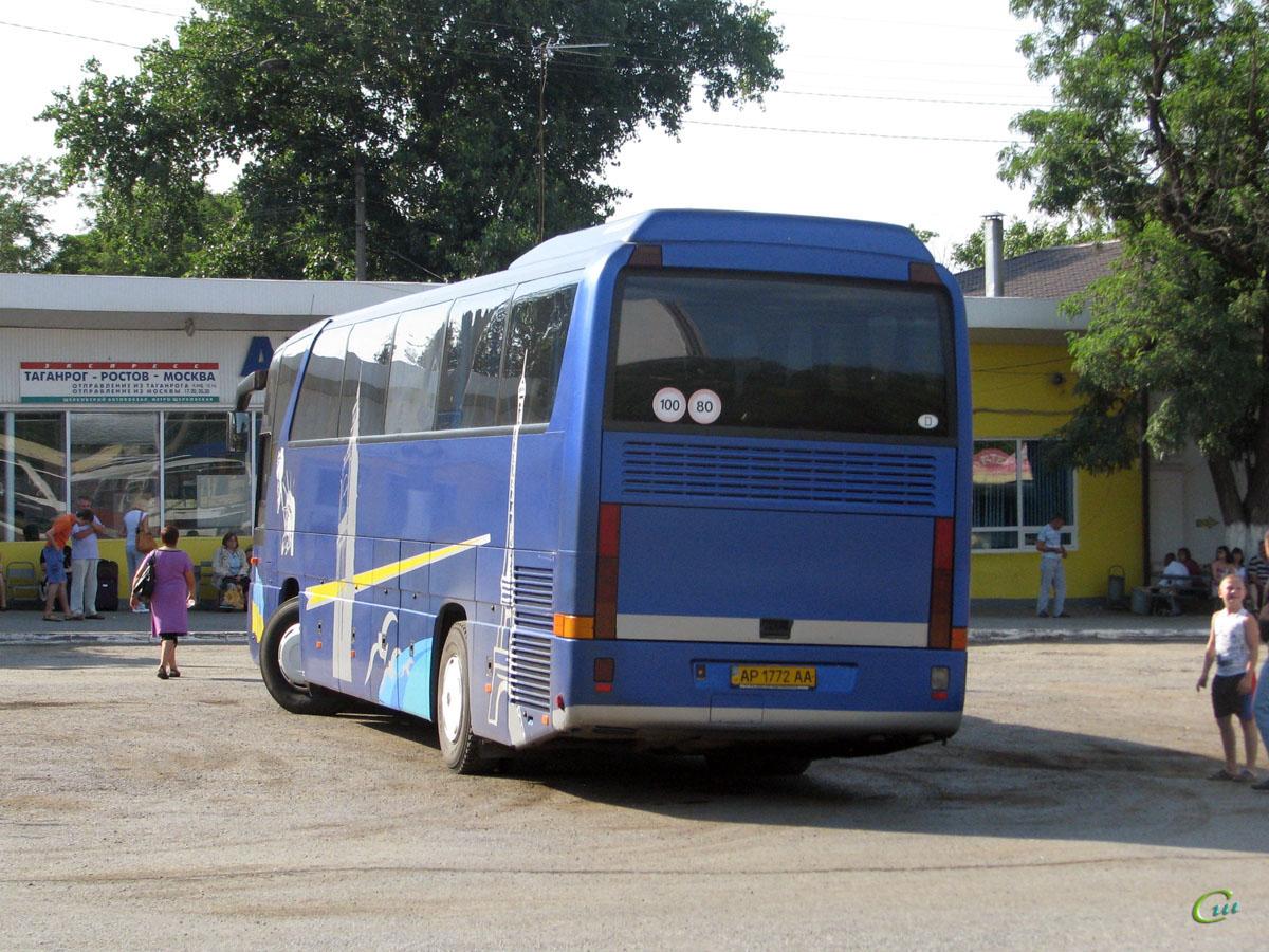 Таганрог. Mercedes O350 Tourismo AP1772AA