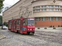 Львов. Tatra KT4 №1072