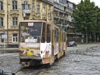 Львов. Tatra KT4 №1089