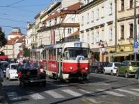 Прага. Tatra T3SUCS №7145