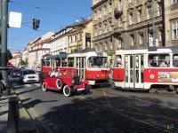 Прага. Tatra T3SUCS №7121