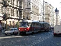 Прага. Tatra T3SUCS №7247