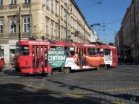 Прага. Tatra T3 №7116