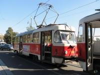 Прага. Tatra T3 №7002