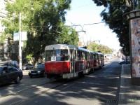 Прага. Tatra T3SUCS №7177