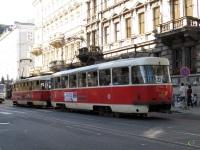 Прага. Tatra T3 №7017, Tatra T3 №7034