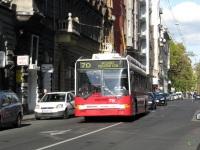 Будапешт. Ikarus 412.81T №710