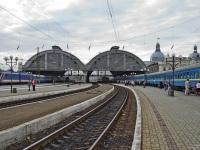 Львов. Железнодорожный вокзал станции Львов