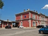 Пула. Железнодорожный вокзал Пулы