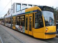 Будапешт. Siemens Combino Supra NF12B №2011