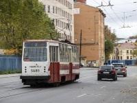 Санкт-Петербург. ЛМ-68М №5685