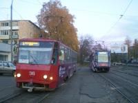 71-608К (КТМ-8) №273, Tatra T6B5 (Tatra T3M) №36