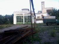 Николаев. Вагоноремонтные мастерские 2-го депо