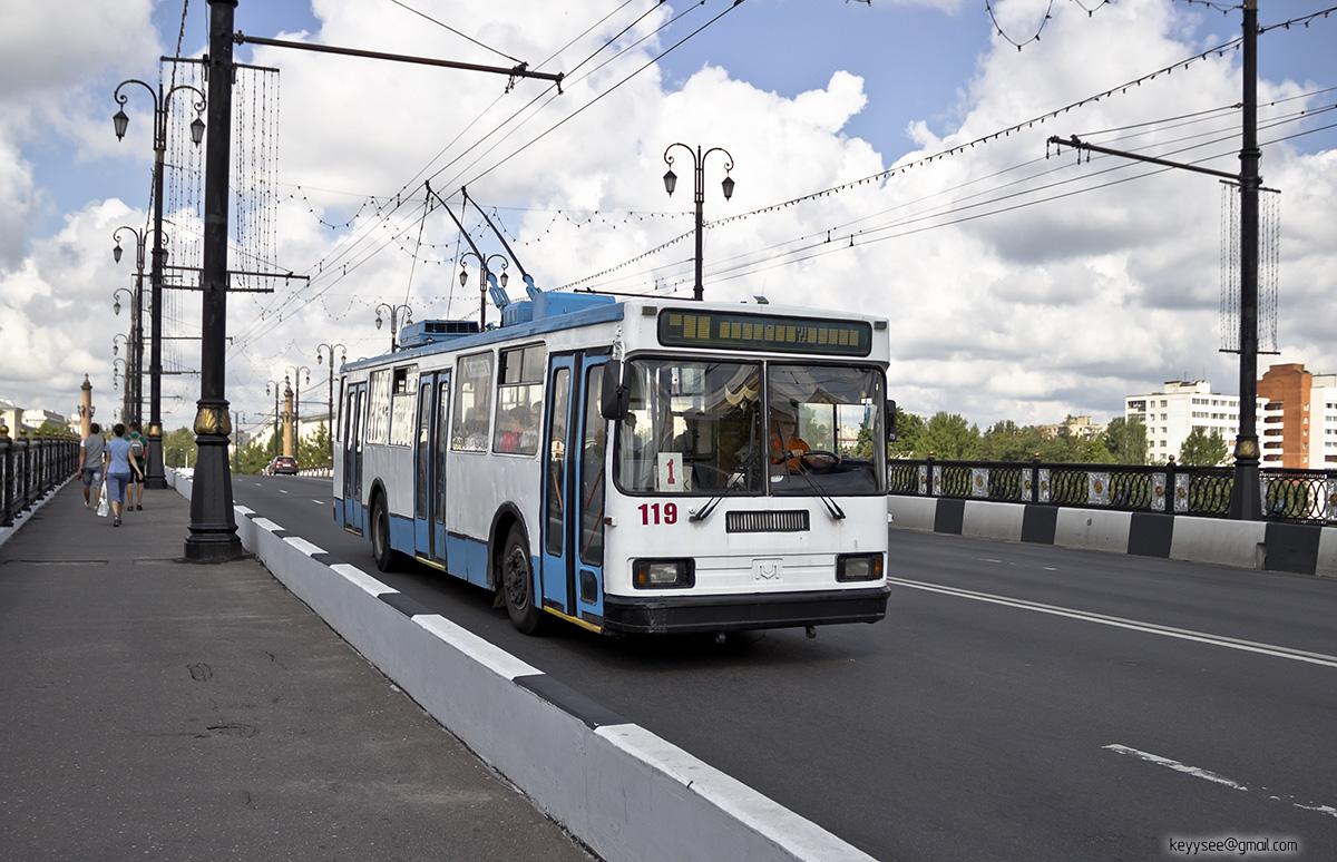 Витебск. АКСМ-201 №119