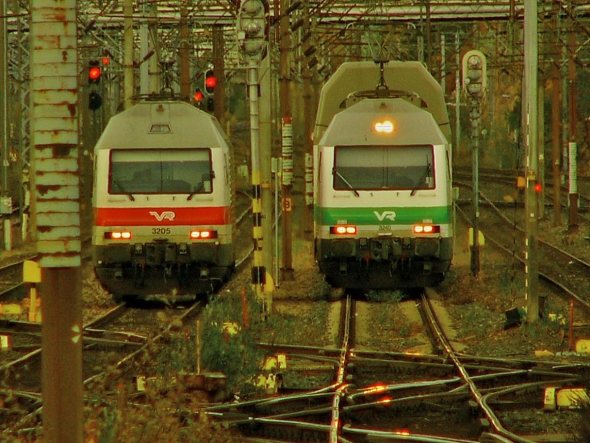Хельсинки. Sr2-3205, Sr2-3240