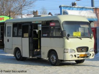 Таганрог. Hyundai County SWB ак720