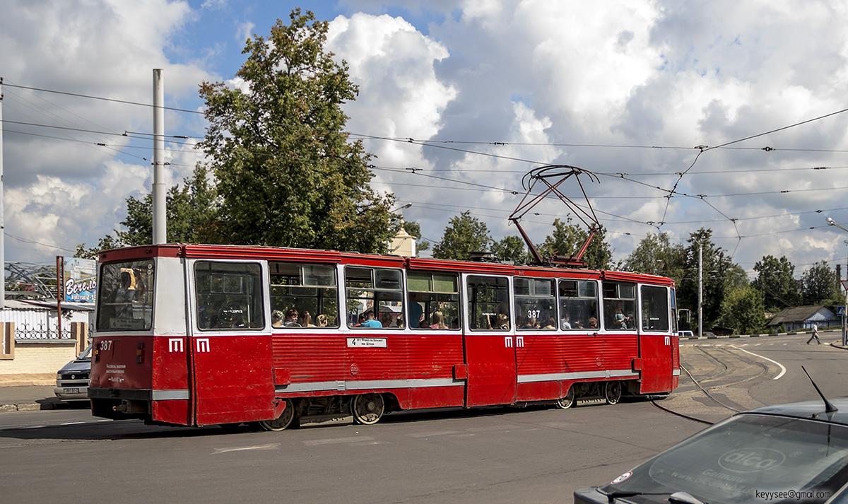 Витебск. 71-605 (КТМ-5) №387